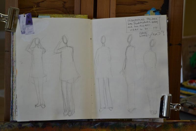 Shadow sketch - 2