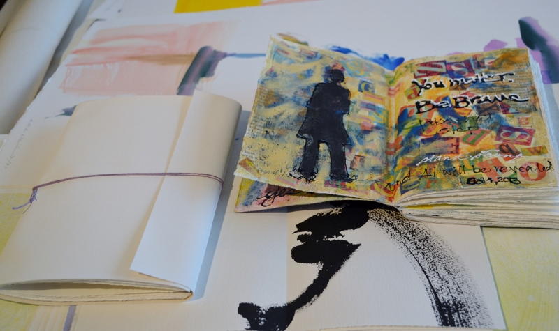 transformed art journals
