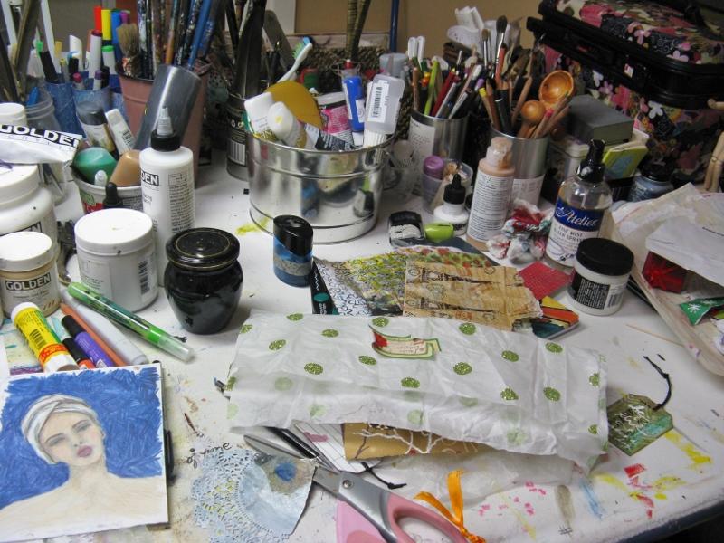 studio - view #2